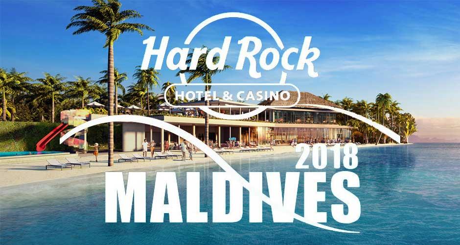 На Мальдивских островах появится Hard Rock Hotel