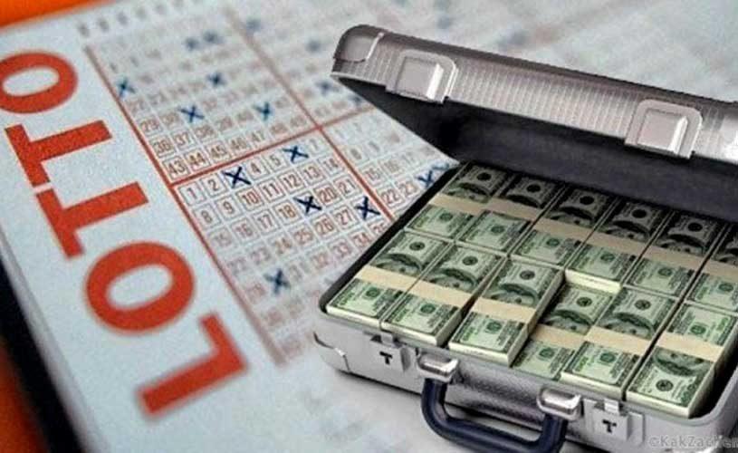 Жена нашла у мужа в сумке лотерейный билет с выигрышем в 1 миллион