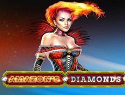 Игровой автомат Amazons Diamonds