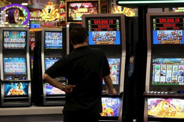 Из истории создания игровых автоматов