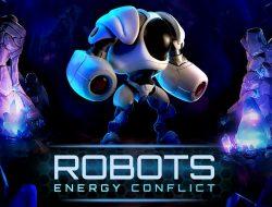 Игровой автомат Robots Energy Conflict