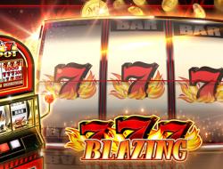 Игровой автомат Blazing 777