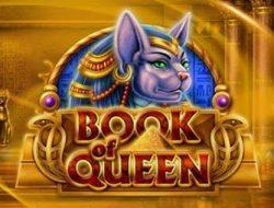 Игровой автомат Book of Queen