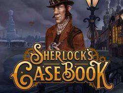 Игровой автомат Sherlocks Casebook