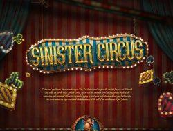 Игровой автомат Sinister Circus