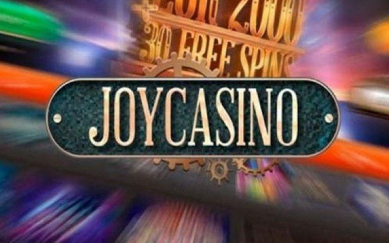 Бонусы на депозит от Joycasino