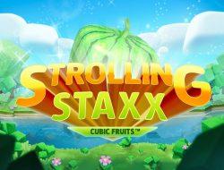 Игровой автомат Strolling Staxx