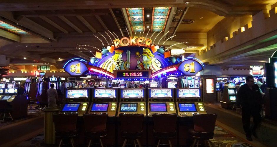 В Берлине закрываются казино: останется 1000 автоматов
