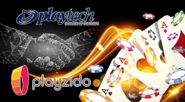 Партнерство между Playzido и Playtech – новый этап развития компании